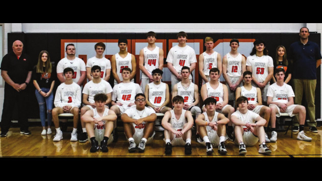 Tonkawa basketball seasons come to an end at regionals