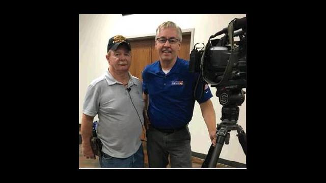Tonkawa vet program featured on TV